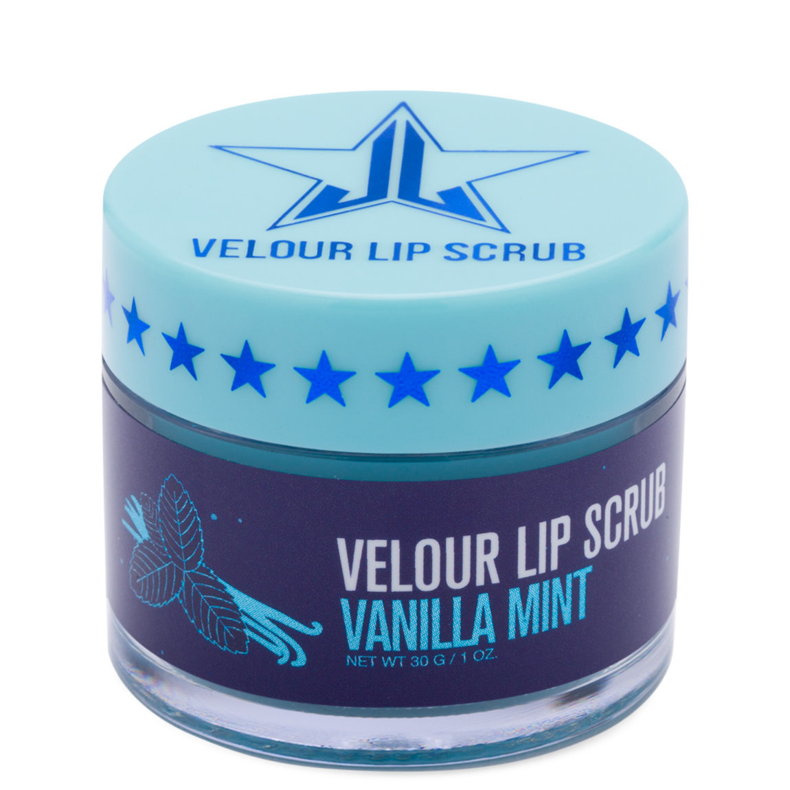 Jeffree Star Cosmetics Velour Lip Scrub Vanilla Mint