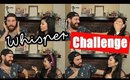 🎧 The Whisper Challenge ft Jonathon (some strong language!) 🎧
