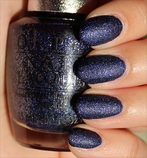 See my in-depth review & more swatches here: http://www.swatchandlearn.com/opi-ds-lapis-swatches-review/