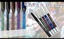 Review & Swatches: URBAN DECAY Delirious Travel-Size Set of 5 | 24/7 Glide-On Eye Pencils