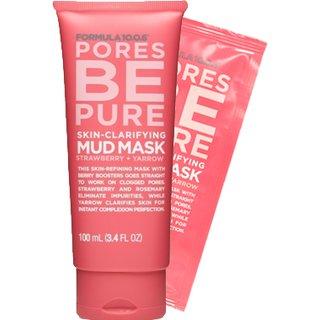 Formula 10.0.6 Pores Be Pure Skin-Clarifying Mud Mask