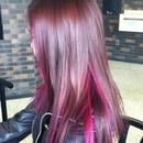 Pink Peekaboos