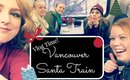 Vlog Time! Vancouver Santa Train
