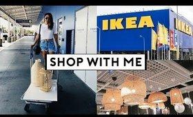 IKEA SHOP WITH ME! NEW FALL DECOR FOR 2019 | Nastazsa