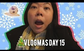 VLOGMAS DAY 15: CRAZY LADY RUNS IN FRONT OF A CAR STORY, FAIL POKEMON GO EGGS | MakeupANNimal