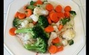 Cook With Me: Quick & Easy Gluten Free Rice & Veggie Stir Fry