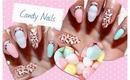 Pastel Candy Nails - Kirakiranail