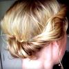 Princess Hair Updo