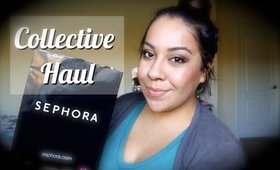 Collective Haul | Sephora, MAC & More