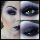 Grungy Makeup