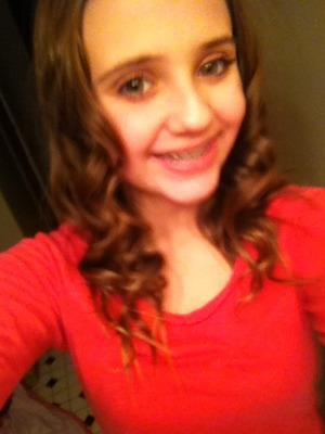 I just curled it :)