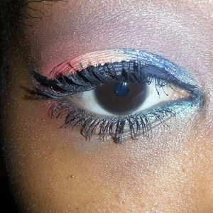 A look inspired by the warmer weather