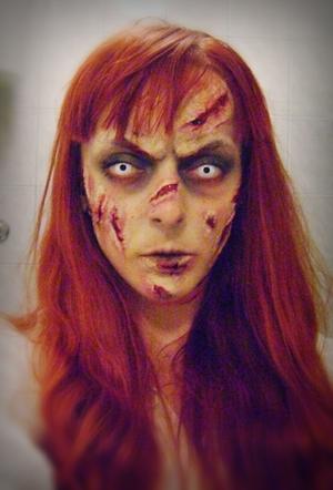 My look for Halloween night 2012 :)