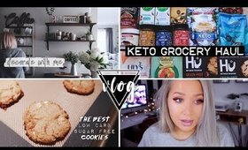 DE-STRESS WITH ME: CLEANING, DECORATING, GRWM, BAKING COOKIES | The Beauty Vault