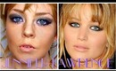 Jennifer Lawrence Makeup Transformation Tutorial