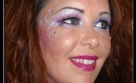 WWE Divas  Championship Inspired Makeup Tutorial