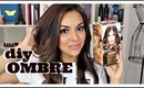DIY Ombre Hair Using L'oreal Ombre Touch Kit | Review