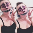 Cheshire Cat Makeup
