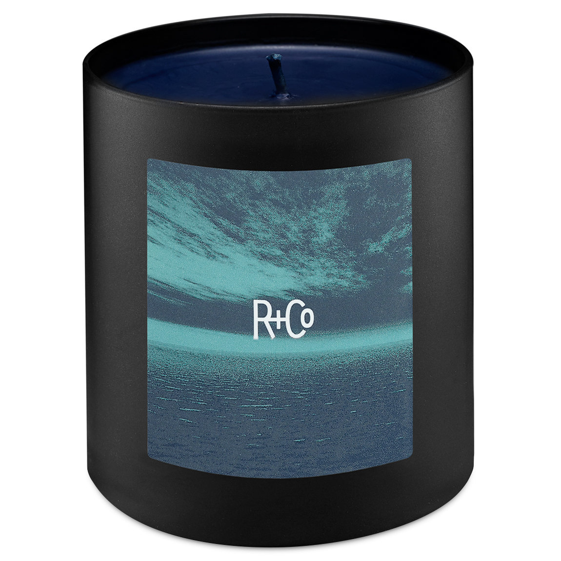R+Co Dark Waves Candle product swatch.