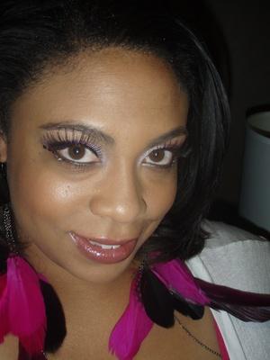Makeup for Deadmau5 concert in Vegas! http://makeupbyrachelbush.blogspot.com/2011/09/lotd-20-deadmau5-meowingtons-hax.html