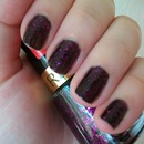 Revlon Facets of Fuchsia Nail Polish