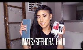 Imats/Sephora Haul 2017 | Carla Katrina