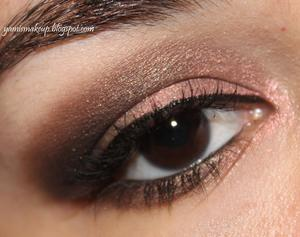 Red Tinted Brown http://yamismakeup.blogspot.com/2011/09/eotd-red-tinted-brown.html