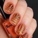 Thanksgiving nails 2