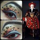 Queen of hearts!