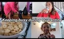 Keeping busy during this Quarantine ( NYC vlog )