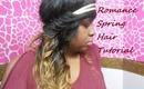 Victorian Romance Spring Hair Tutorial