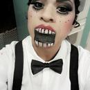 Puppet/ Halloween/ hair show