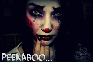 Another Halloweenlook! This time..not so cute..