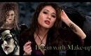 5 HP Giveaways & Bellatrix Lestrange Hair/Makeup Deathly Hallows Part 2 (Inspired Look)