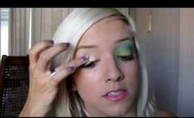 Spring is in the Air! Makeup Tutorial