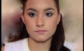 Ariana Grande Inspired Hair & Makeup!