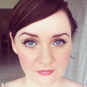 To see the list of products I used to create this look, please check out my blog: thefairyness.blogspot.com