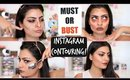 INSTAGRAM CONTOURING HACKS: MUST OR BUST?!