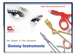 Manufacturers and Exporter of all kinds of  Eyebrow Tweezers, Automatic Tweezers, Fancy Tweezers, New Designs Tweezers, Watch Maker Tweezers, Eyebrow Forceps, Splinter Tweezers, College Tweezers, Fiber Tweezers.