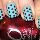 Holiday Polka Dots