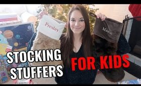 Stocking Stuffer for Kids + Christmas Eve Box