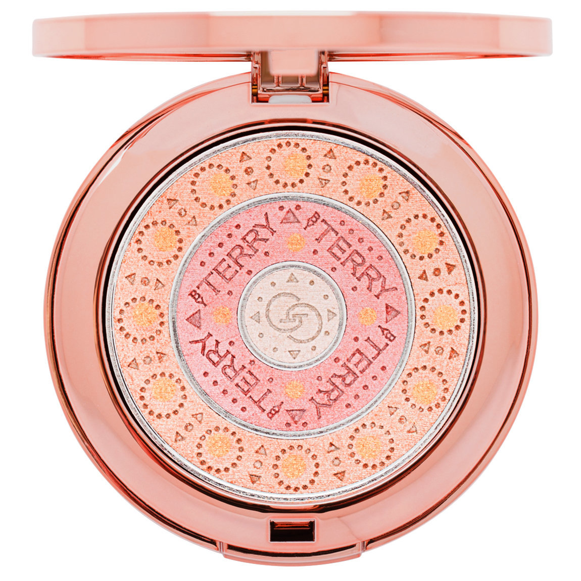 BY TERRY Gem Glow Trio Compact product smear.