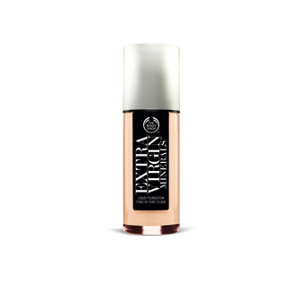 The Body Shop Extra Virgin Minerals Liquid Foundation