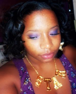 Purple Me Pleasurable!