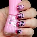 Pink Gradient Marble