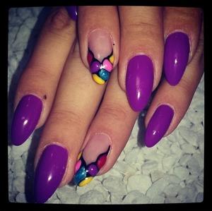 I love my nails ??