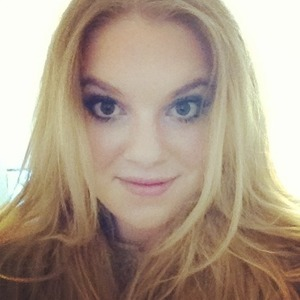 This was my look for the Lancome Vip Event (i am a beauty advisor for Lancome, we had a big event here in Quebec City)