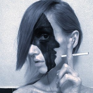 #silouette #smoke #twofaces #faceart #sfx #saturation #facepaint #mua #cigarettes #mask #twins