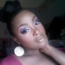 "#LOTD: ""Just A Glance"" #FacedByBMynroe"