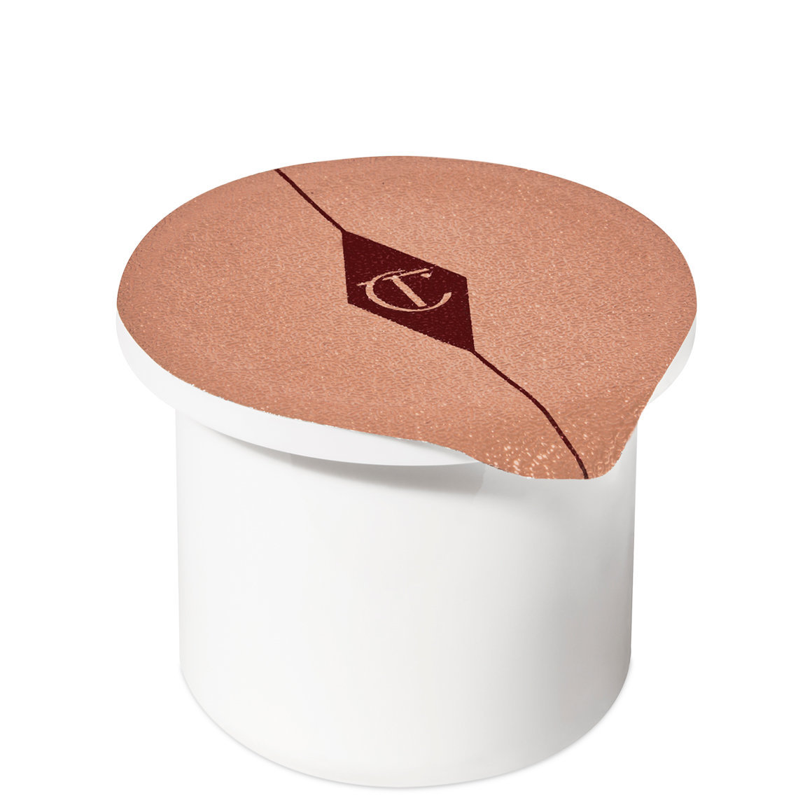Charlotte Tilbury Charlotte's Magic Cream Refill alternative view 1 - product swatch.